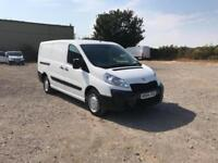 Peugeot Expert 1200 1.6 Hdi 90 H1 Van DIESEL MANUAL WHITE (2014)