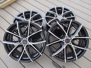 "16"" Street Gear Rims - Excellent Condition"
