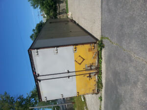 Storage Trailer or Container