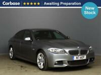 2013 BMW 5 SERIES 520d M Sport 4dr Step Auto [Start Stop]