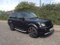 *** 2007 RANGE ROVER SPORT FULLY LOADED FULL HISTORY LOADS OF EXTRAS*** ��13999! *WARRANTIES*