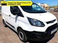 Ford Transit Custom 2.2TDCi ( 100PS ) 2.2 TDCi 290 L1H1 Panel Van 5dr