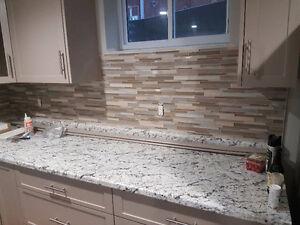 F & J custom tile and design Belleville Belleville Area image 1