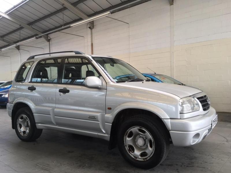 2005 Suzuki Grand Vitara 2.0 16v Estate 5dr
