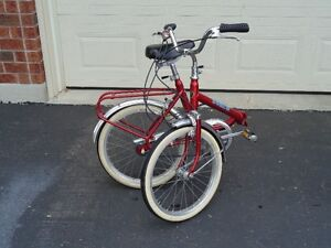 Norco Compact Fold-up bikes All Original Camper - Very Scarce