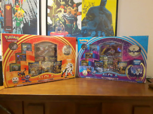 Alola collection pokemon, PINS, STATUE/FIGURINE AND PROMO CARDS