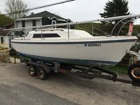 Sirius 22' Sailboat fully equipped - REDUCED