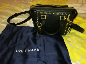 Brand new Cole Haan 100% genuine leather cross body