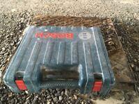 Bosch hammer drill GBH 2-24D 110V ( used)
