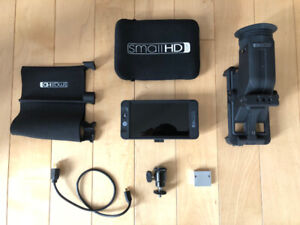 SmallHD 501 HDMI On-Camera Monitor with 3D LUT Support