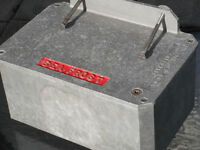 Seafrost Refrigeration Holding Block