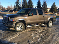 2006 Ford F-350 Lariat Diesel Low km