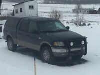 Ford F150 King Ranch 2002