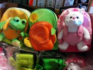 NEW: Trolley backpack for toddler - $20 each