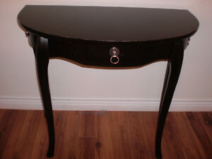 entryway/hall table