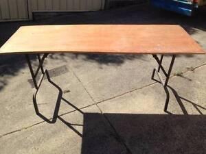 "TABLE FOLDING PICNIC ""WANTED"" Darlington Mundaring Area Preview"