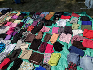 Moving Sale - Assorted Women's clothes - Large - 2X