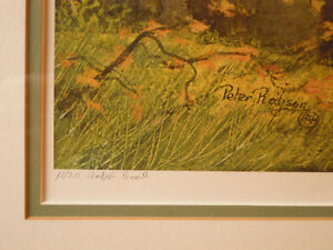 Peter Robson, Sparta, Elgin Co., Artist Prf., Memories of Summer London Ontario image 2