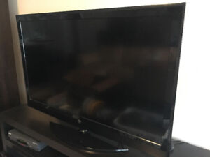 "42"" 1080p HD TV for sale"