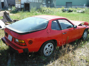 924S FOR PARTS CAR OR REBUILD