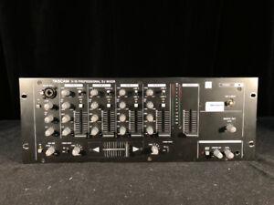 Tascam X-15 Professional DJ Mixer