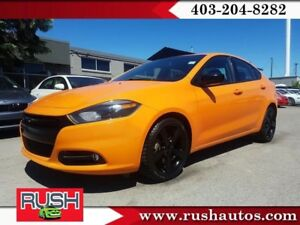 2014 Dodge Dart Blacktop  Back-up Cam, Bluetooth
