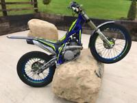 2017 Sherco ST Factory 250cc Trials Bike