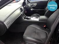 2012 JAGUAR XF 2.2d Sport 4dr Auto