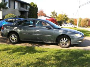 2006 Buick Allure cxl sedan inspected until July