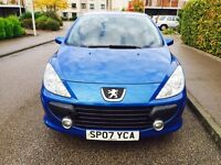 Stunning 2007 Peugeot 307 X-Line TOP RANGE**Years MOT No Advisory* 60k mileage..2 Owner £1750