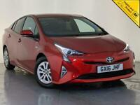 2016 TOYOTA PRIUS BUSINESS EDITION AUTO HEADS UP DISPLAY HEATED SEAT SVC HISTORY
