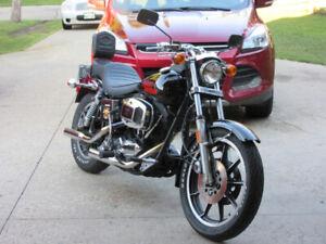 1978 1/2 Harley Davidson FXS Lowrider