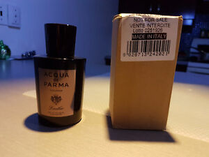 Eau de toilette Acqua di Parma Colonia leather