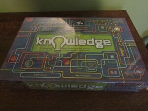 Game of Knowledge board game BRAND NEW