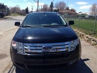 2007 FORD EDGE FWD , NAVIGATION,MAGS, 84000 KM.