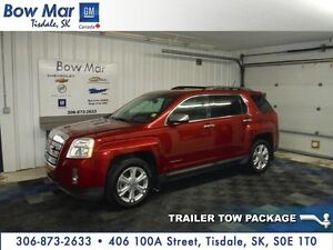 2013 GMC Terrain SLT  -*TOWING PACKAGE*SUNROOF*CERTIFIED*HEATED