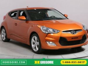 2013 Hyundai Veloster 3dr Cpe MAN A/C CAMERA BLUETOOTH MAGS