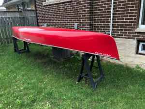 HCC Boatworx - Speed River Canoe