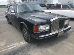 1986 Silver Spur Rolls Royce