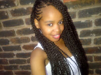 Braids and Corn row at Affordable Prices