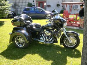 3 Roues Harley Davidson en excellente condition