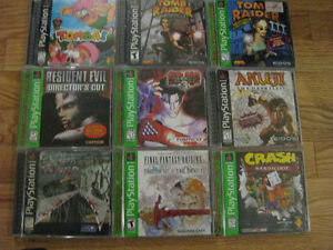 Playstation Games (PS1) Cambridge Kitchener Area image 5