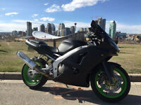 PUT THIS THING BETWEEN YOUR LEGS!  Kawasaki Ninja ZX6R
