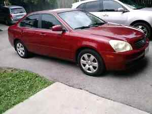 Kia Magentis 2007 fully loaded etested and safety Cambridge Kitchener Area image 4