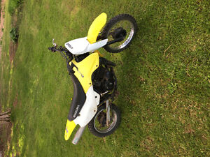 2005 Suzuki Jr 80 2 Stroke Dirt Bike