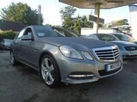 2011 11 MERCEDES-BENZ E CLASS 2.1 E250 CDI BLUEEFFICIENCY AVANTGARDE 4D AUTO 204