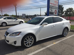 2012 Lexus IS Sedan