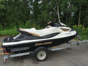 2011 Seadoo  GTX Limited IS 260 -135 Hours -Supercharger Rebuilt