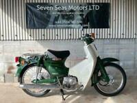 2002 JDM Honda C50 low mileage from Japan