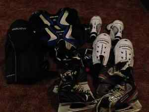 Youth Hockey equipment Kawartha Lakes Peterborough Area image 1